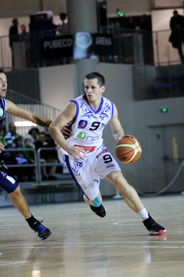 NM1: Orchies, intraitable, Champion et en Pro B.