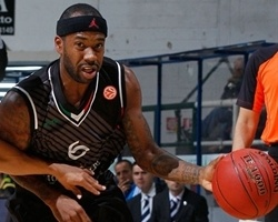 MVP du mois de janvier en Euroleague : Bobby Brown