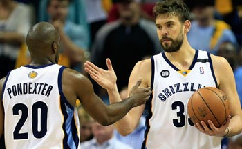 NBA PO : Day 30, Les Grizzlis intraitables, les Pacers solides