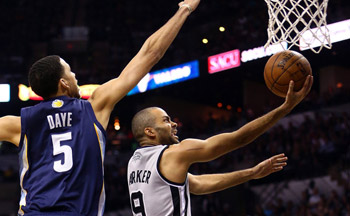 NBA PO : Day 23, les Spurs, sans piti�