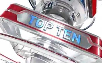 Top 10 : 25/11/2012