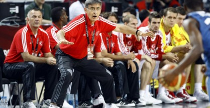 Fransa'yý 95 - 77 yenen Türkiye çeyrek finalde