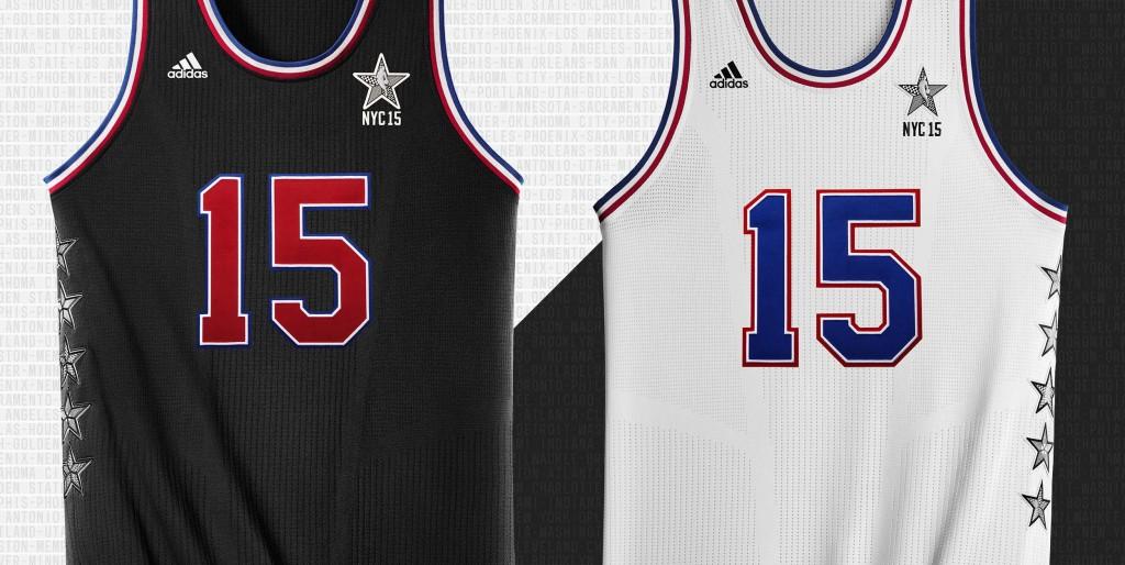 adidas NBA All-Star Jerseys, H