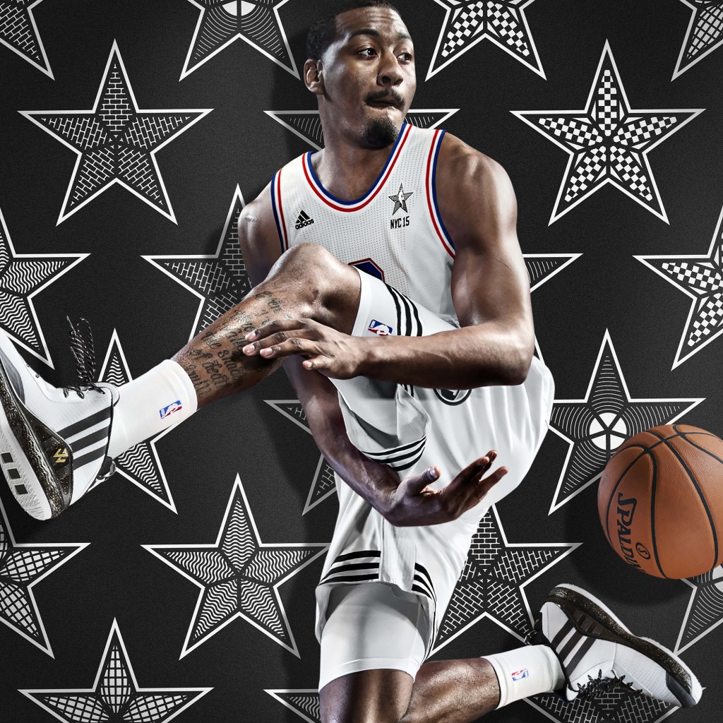 adidas John Wall NBA All-Star 2015 1 Sq