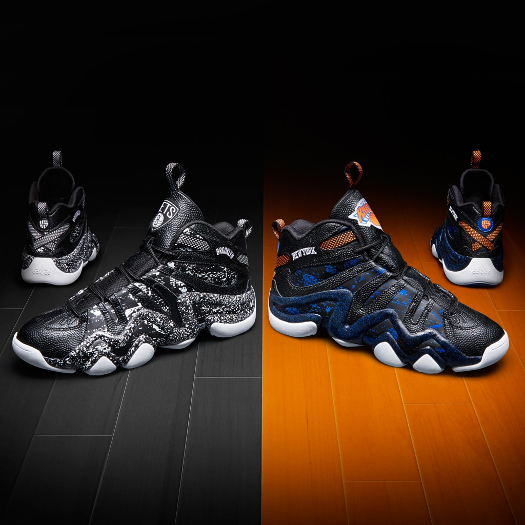 adidas Crazy 8 Nets - Knicks Pack Sq