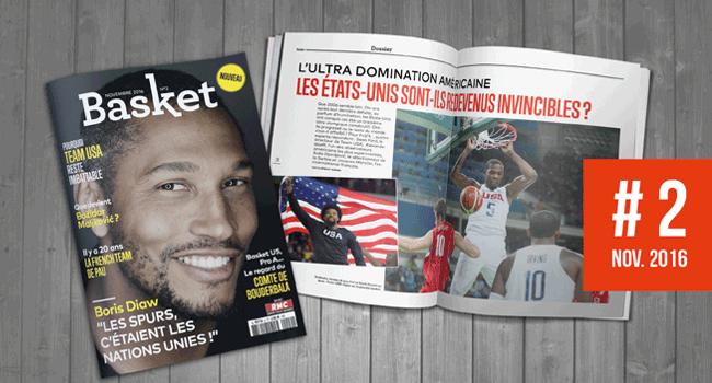 basket-ball magazine